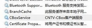 CNTV-CBox客户端服务